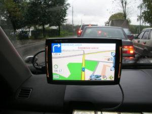 Навигатор в авто