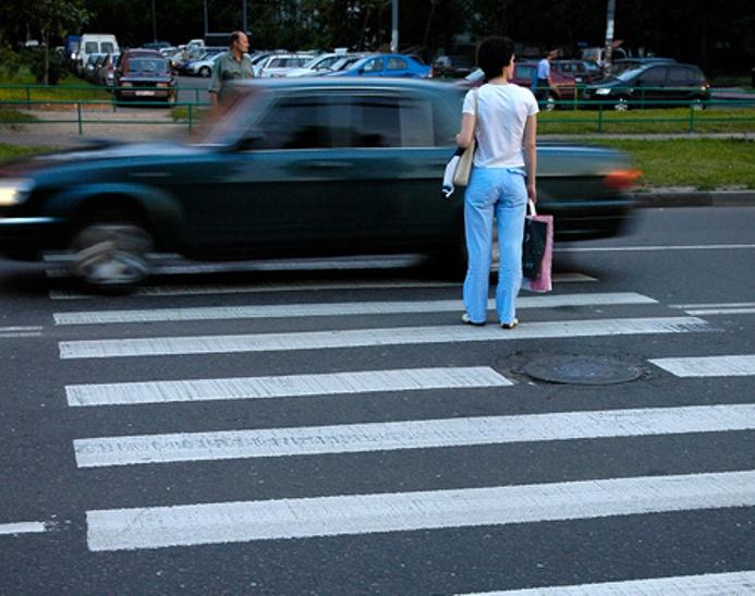 Первые раз наказание за обгон в пешеходним переходе еще Хилвар