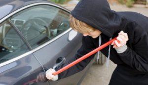 наказание за угон автомобиля