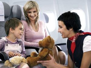 Какие правила перевозки детей авиатранспортом по России