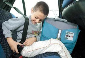 Какие удерживающие устройства разрешены для перевозки детей