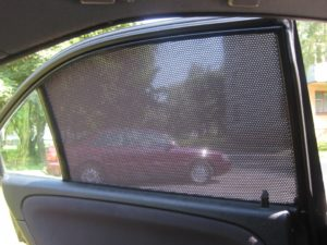 Можно ли по закону повесить шторки для автомобиля вместо тонировки
