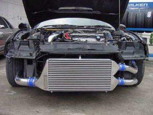 Что такое интеркулер в автомобиле, и как он используется