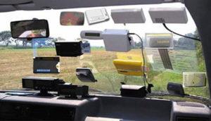 Что такое транспондер на платной дороге