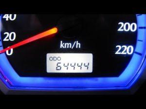 Как самостоятельно узнать реальный пробег автомобиля