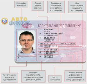 Как можно узнать дату выдачи первого водительского удостоверения