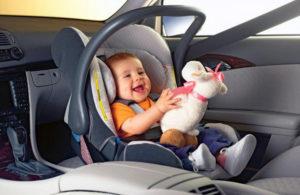 Основные правила перевозки грудных детей в автомобиле по ПДД