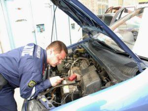 Правила оформления замены двигателя в ГИБДД