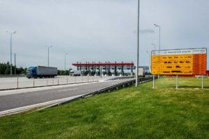 Сколько стоит проезд по платной дороге М10 в 2019 году