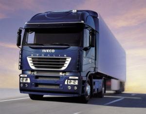 Грузовики ИВЕКО (Iveco) для магистральных перевозок
