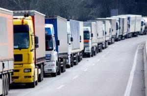 Как получить грузовой пропуск для проезда по Санкт-Петербургу