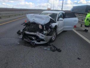 Как восстановить автомобиль после аварии и как в этом может помочь авторазборка