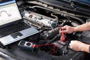 Что включает в себя диагностика двигателя автомобиля